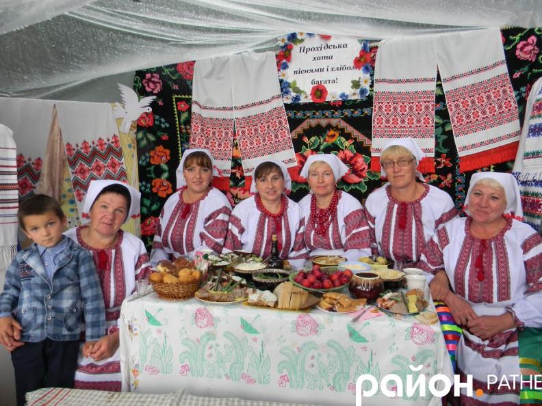 Фольклорний колектив села Прохід