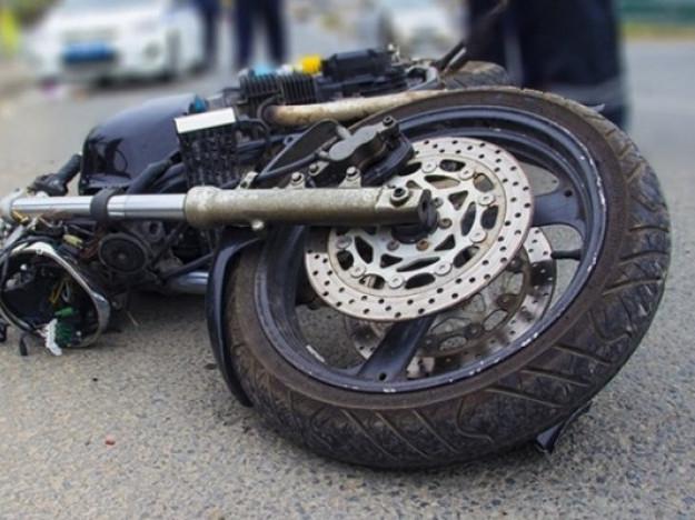 У Жиричах іномарка врізалася у мотоцикл