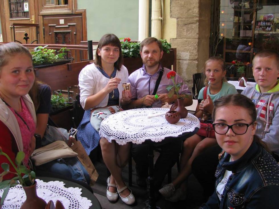 У Львівській майстерні шоколаду
