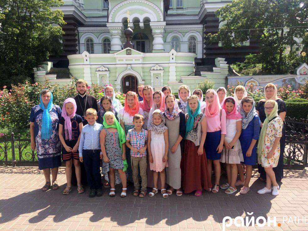 В Покровському монастирі