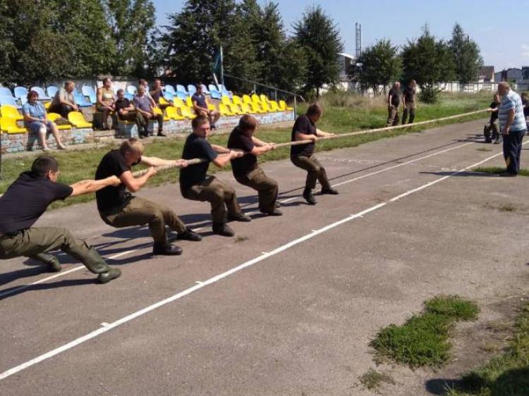 У Ратному обирали найкращих спортивних лісівників