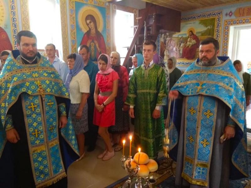 У Ратному відзначили храмове свято