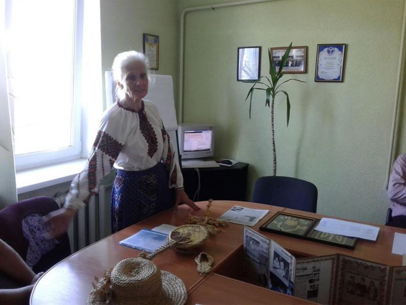Майстриня на всі руки - Євгенія Данилюк