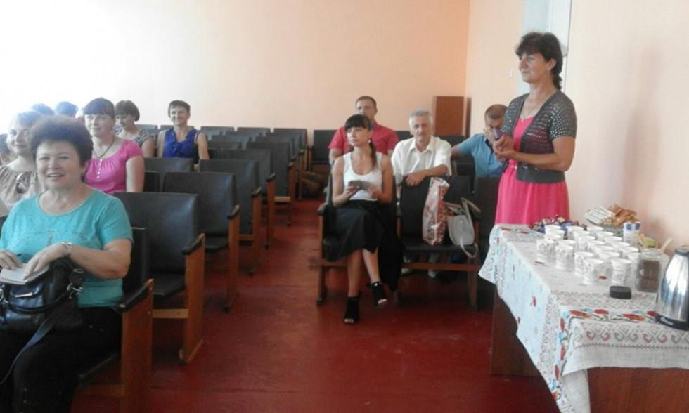У Шацькій селещній раді