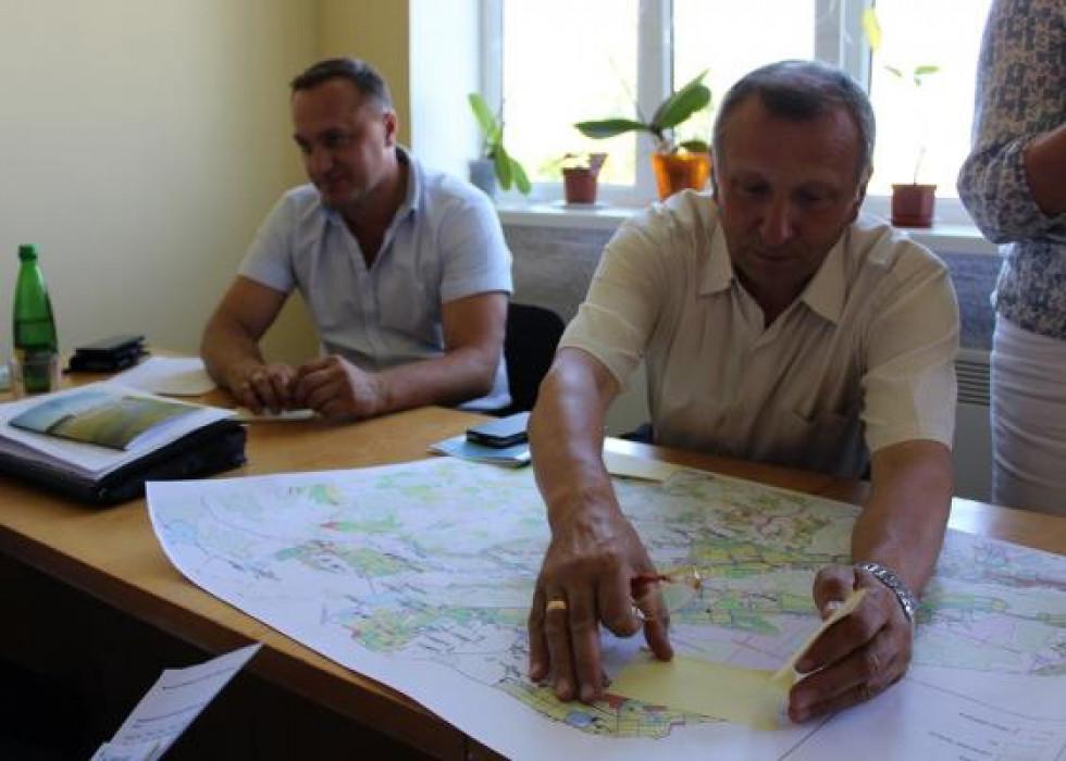 Робота групи Ратнівського району
