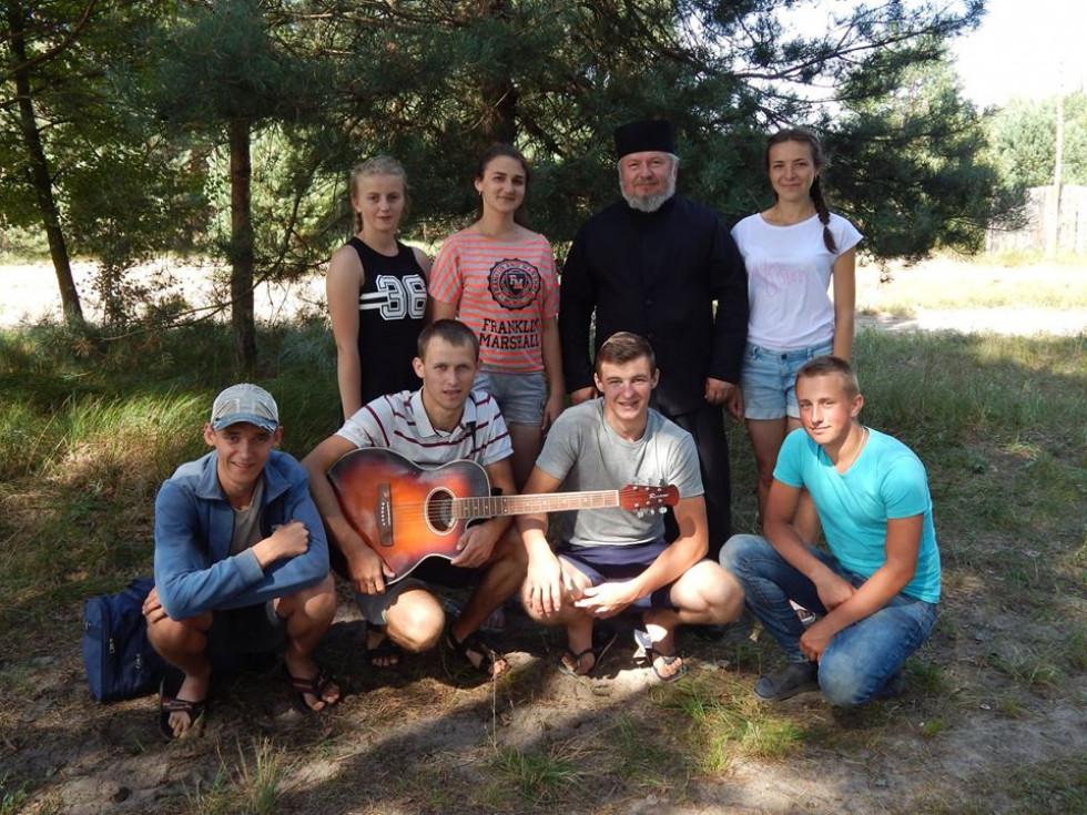 Таборувальники із Петром Макаруком