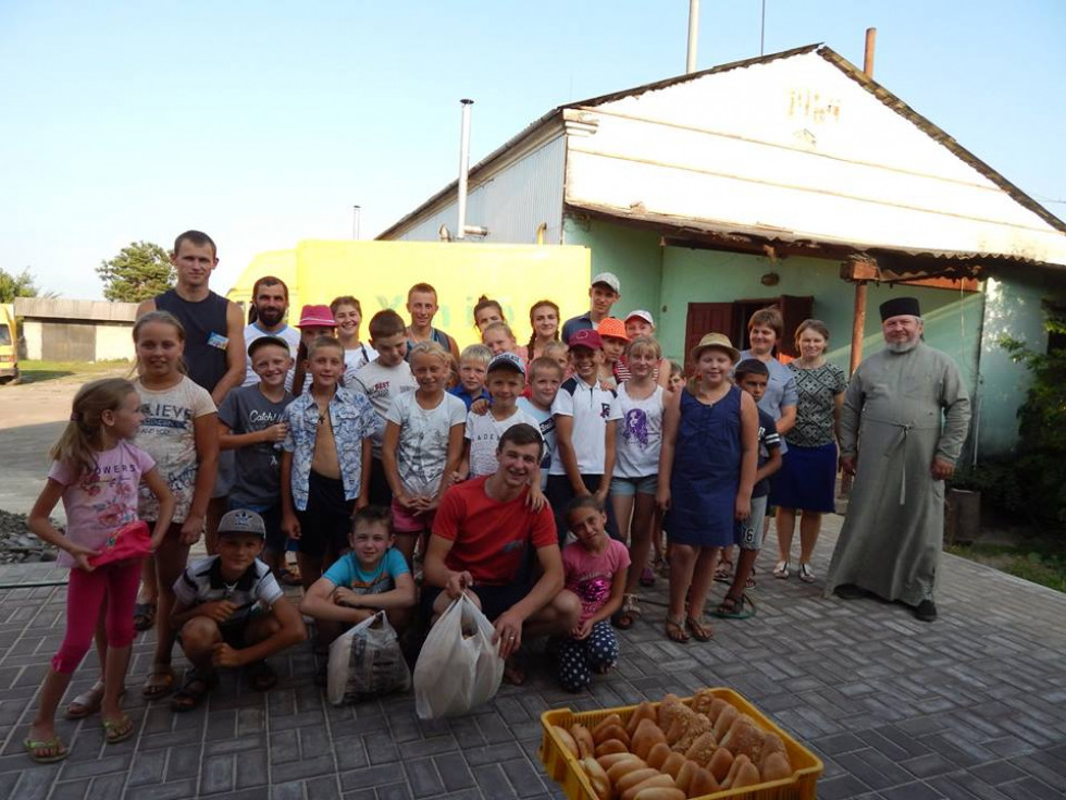 Екскурсія на хлібопекарню