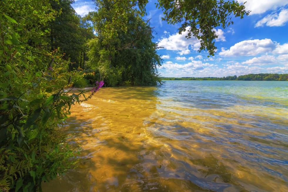 Озеро Святе