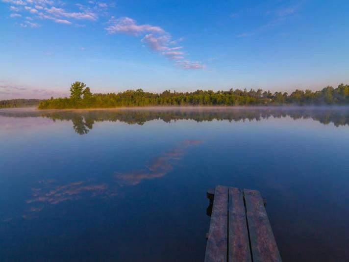 Краса озера Колпине