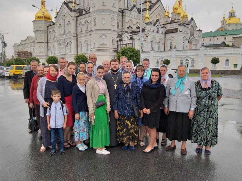 Парафіяни зі Здомишля побували у паломницькій поїздці