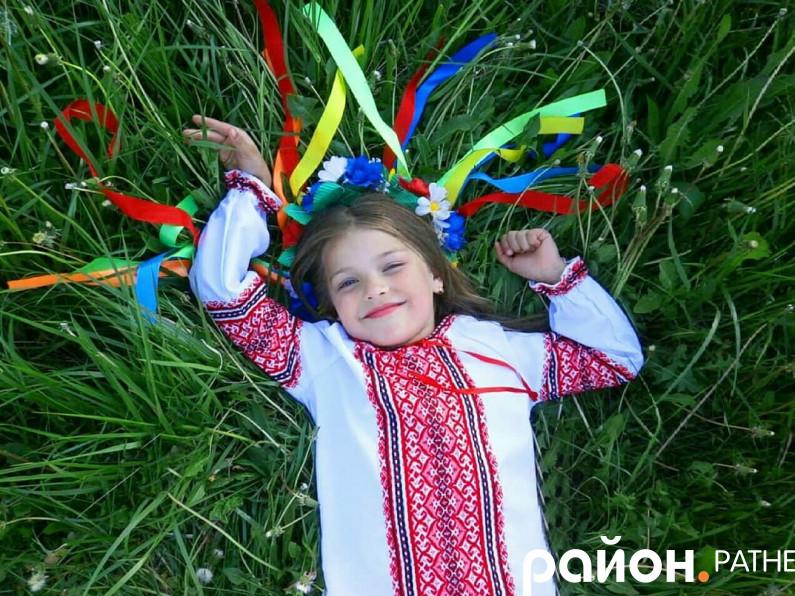 В Українській формі
