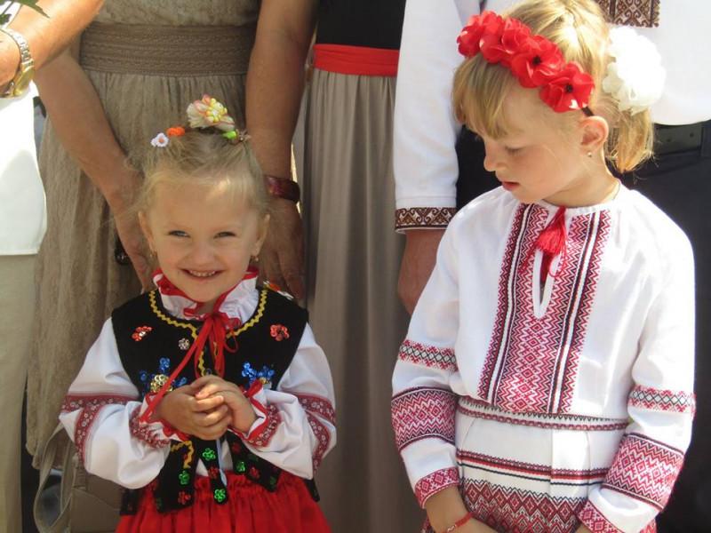 Як Ратнівщина зустріла 27-му річницю Незалежності України