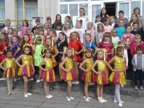 У Ратнівському центрі дитячої та юнацької творчості відбувся День відкритих дверей