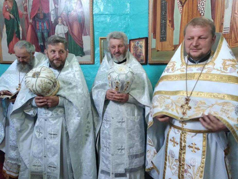 Ратнівські священики