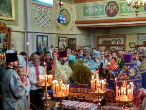 Святкове богослужіння
