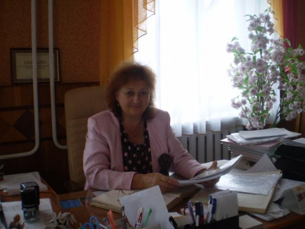 Тетяна Михайлівна Арендарук
