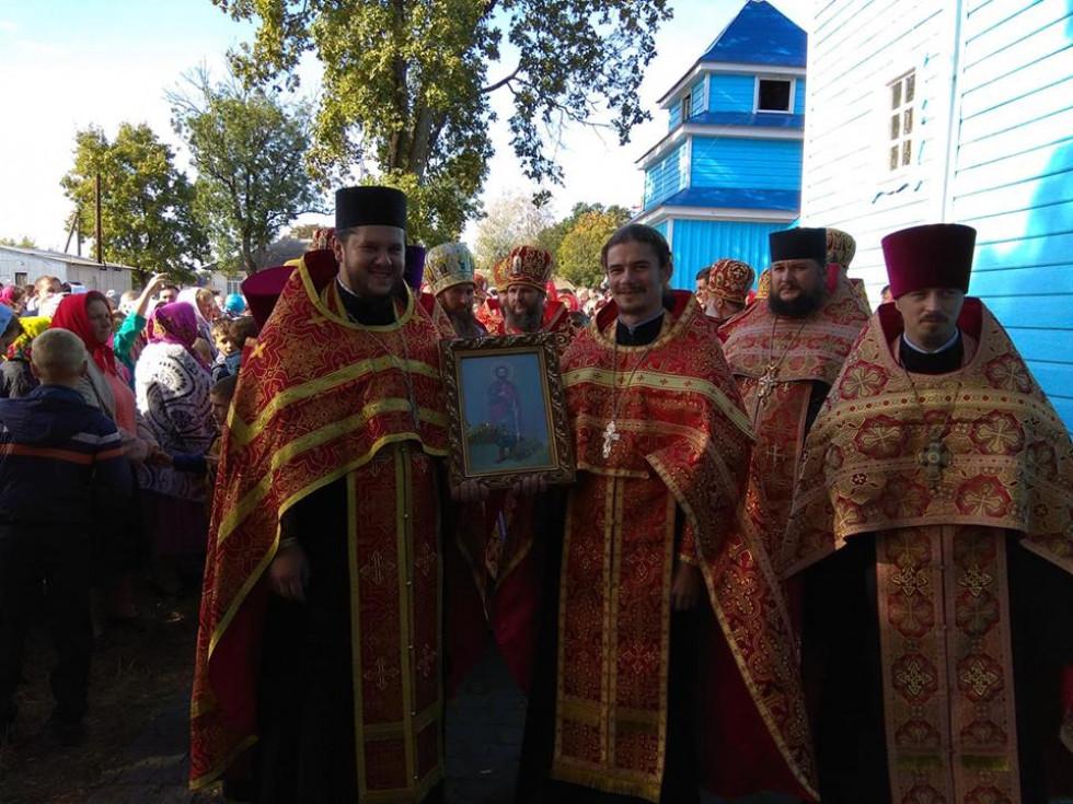 Духовенство району