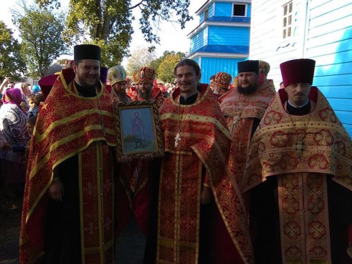 У Турі відзначили престольне свято