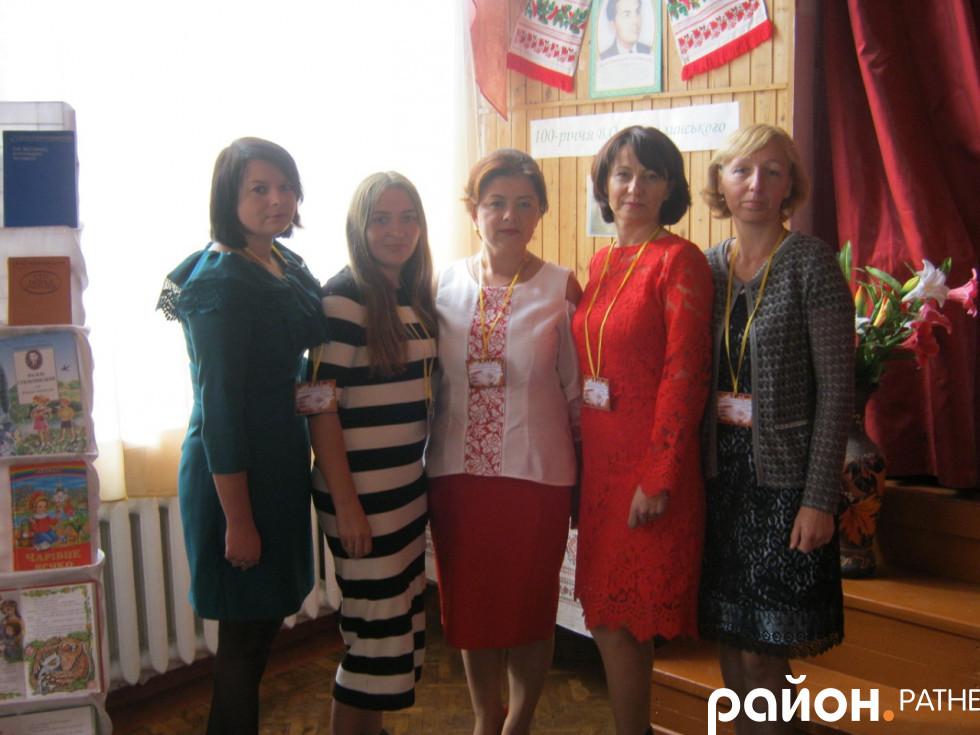 Учасниці конференції