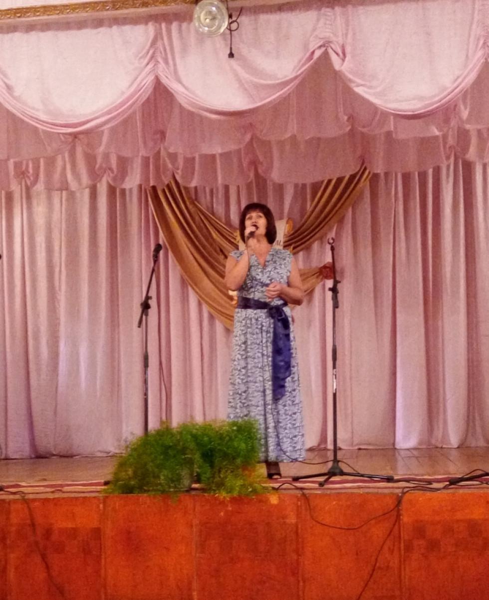 Пісенне вітання для освітян Забродівської громади