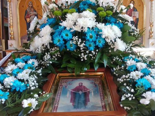 У Самарах-Оріхових відсвяткували престольний празник