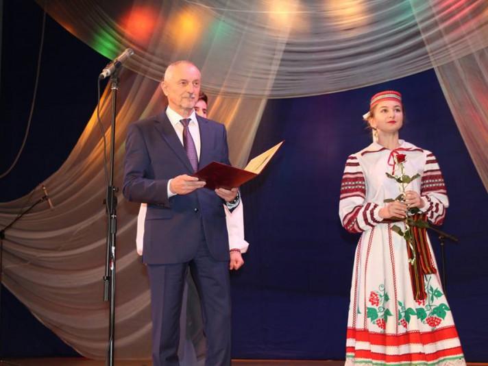 У Луцьку відзначили ратнівську працівницю соціально сфери
