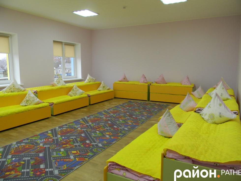 Спальня для діток