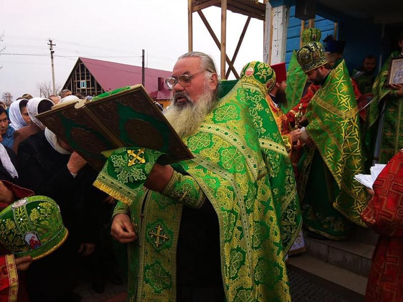 Під час храмового свята
