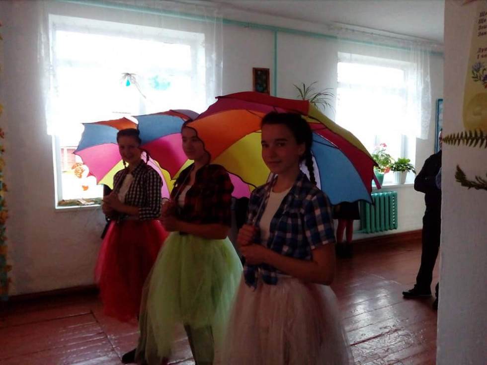 Шкільні танцюристи