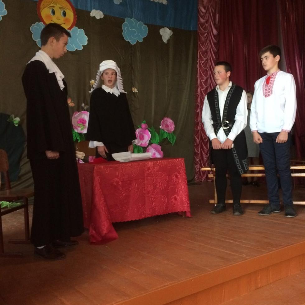 НВК села Щедрогір