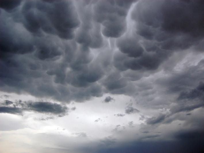 З ранку до самого вечора у Ратному небо буде вкрите хмарами