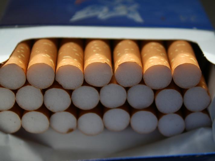 На Волині прикордонники викрили сховок контрабандних сигарет