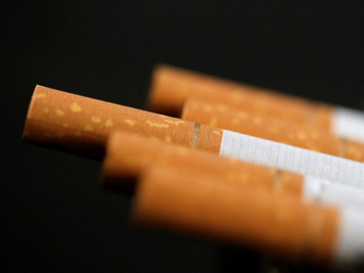На Волині в автівці білоруса прикордонники виявили контрабандне куриво