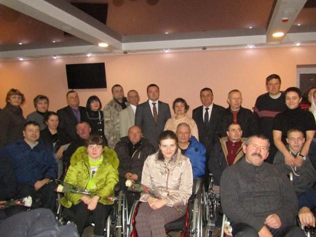 У Ратному відзначили Міжнародний день людей з інвалідністю