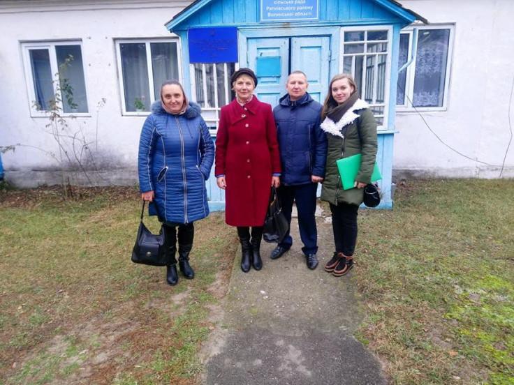 Соціальні працівники перевірили шестеро сімей Самарівської ОТГ