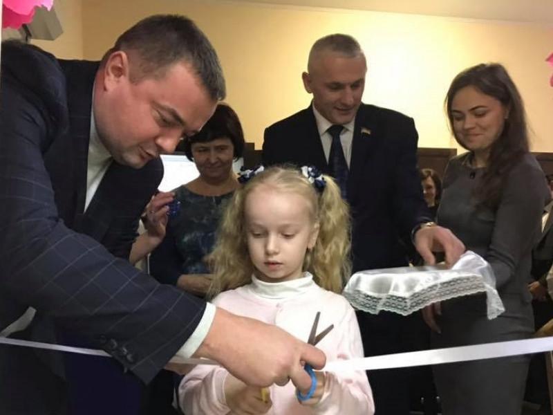 У Ратному відкрили інклюзивно-ресурсний центр