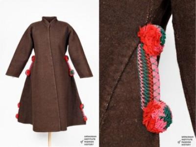 Поліська жіноча свита – латуха. Початок ХХ століття. Волинська область, Ратнівський район