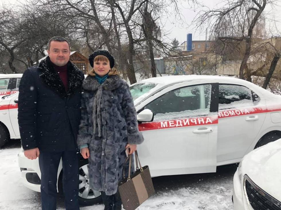Ратнівська первинка отримала новий автомобіль