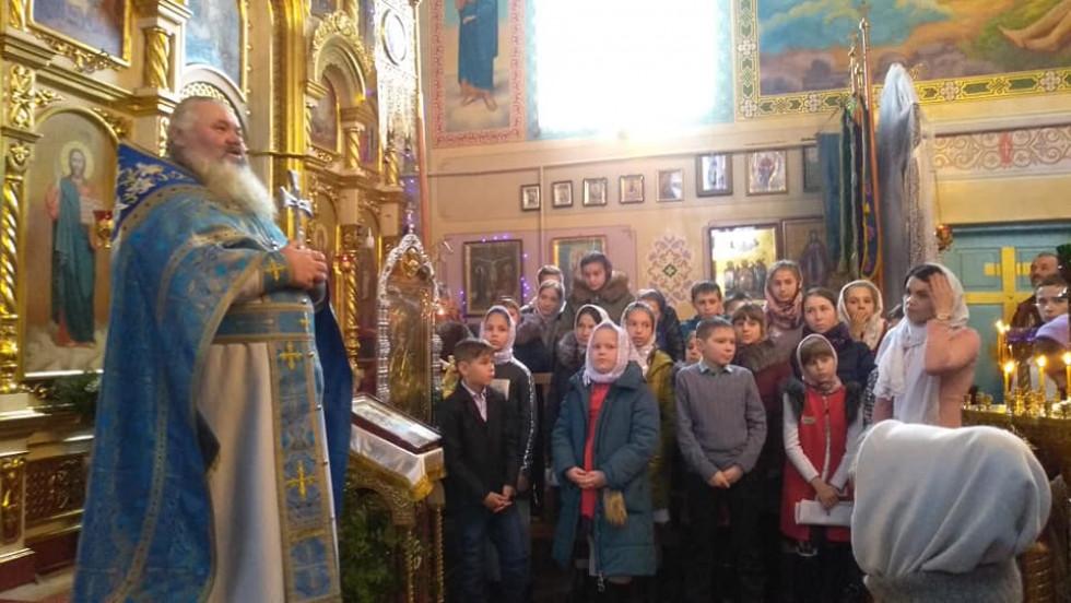 Із 60-річним ювілеєм привітали настоятеля храму