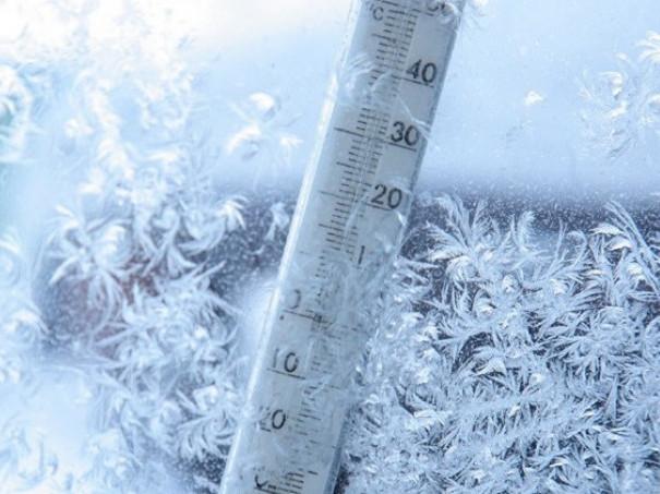 На Волині морози триматимуться до кінця тижня