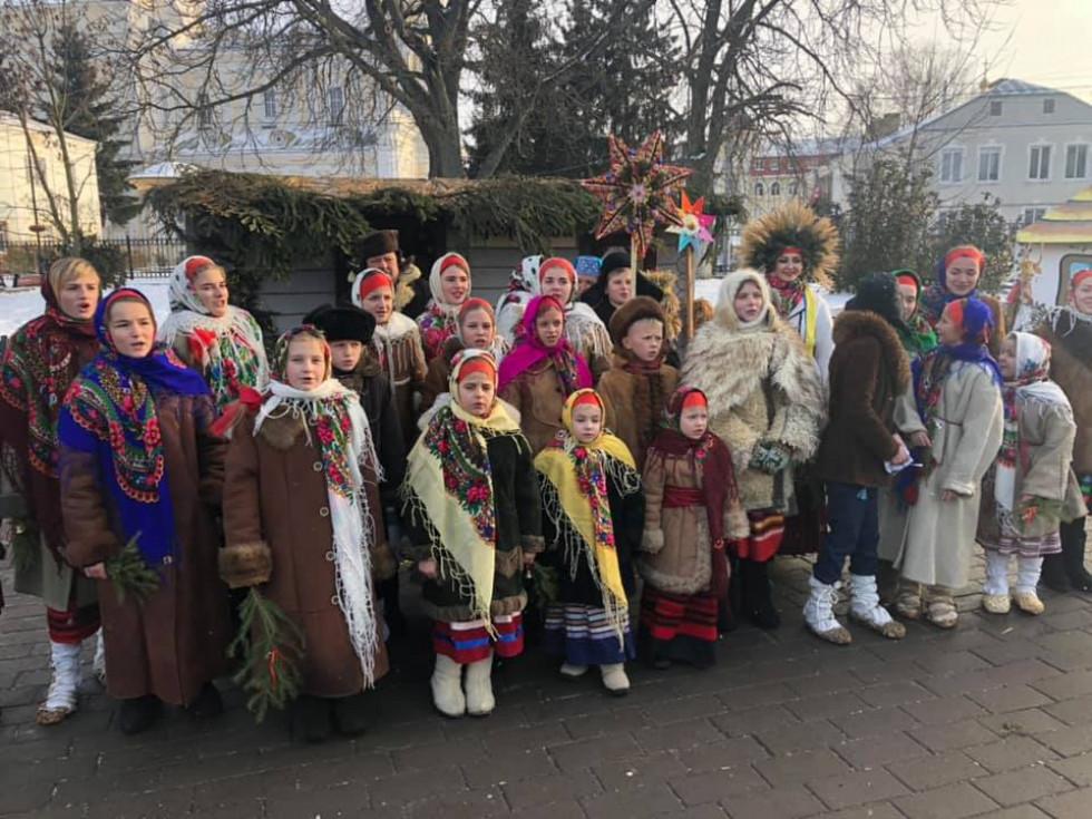 Колядники Ратнівщини