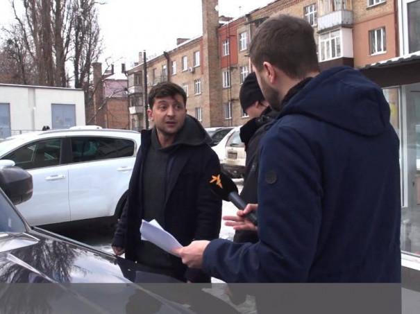 Журналісти викрили, що Зеленський є власником трьох кінокомпаній в Росії