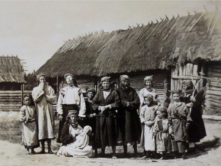 У мережі опублікували фото села на Ратнівщині ХХ століття