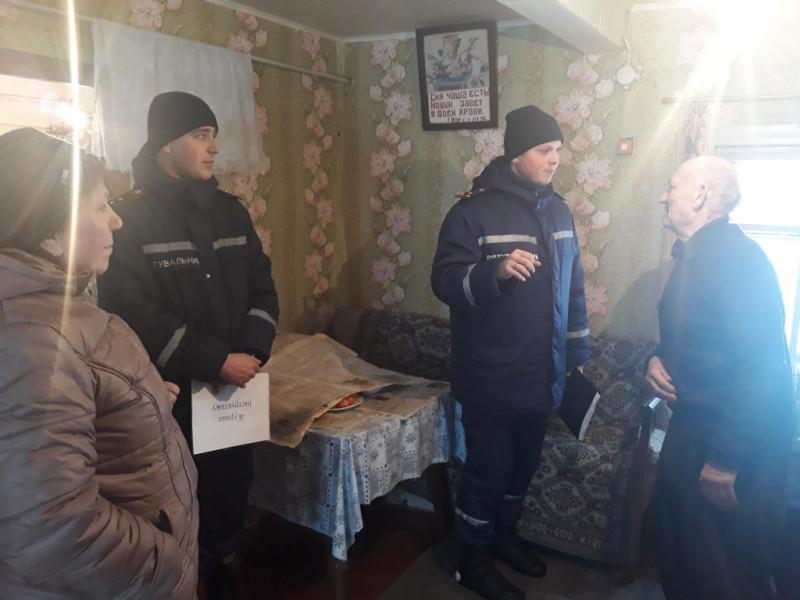 На Ратнівщині проводили профілактичні рейди