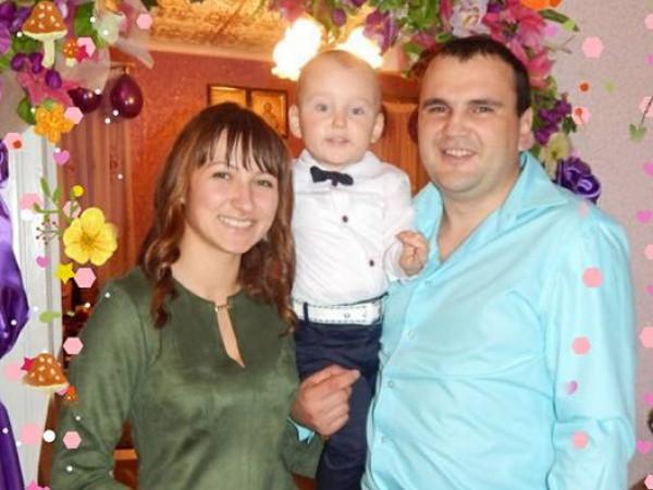 Роман зі своєю сім'єю