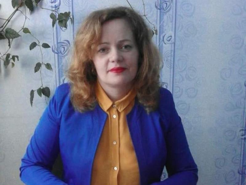 Алла Миколаївна Лещук