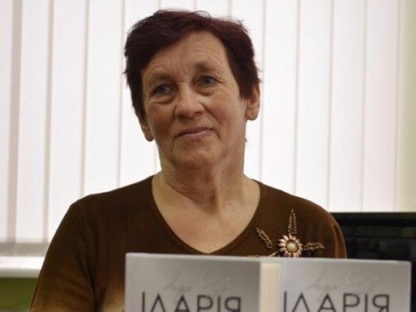 Хуана Севастянівна Жучок