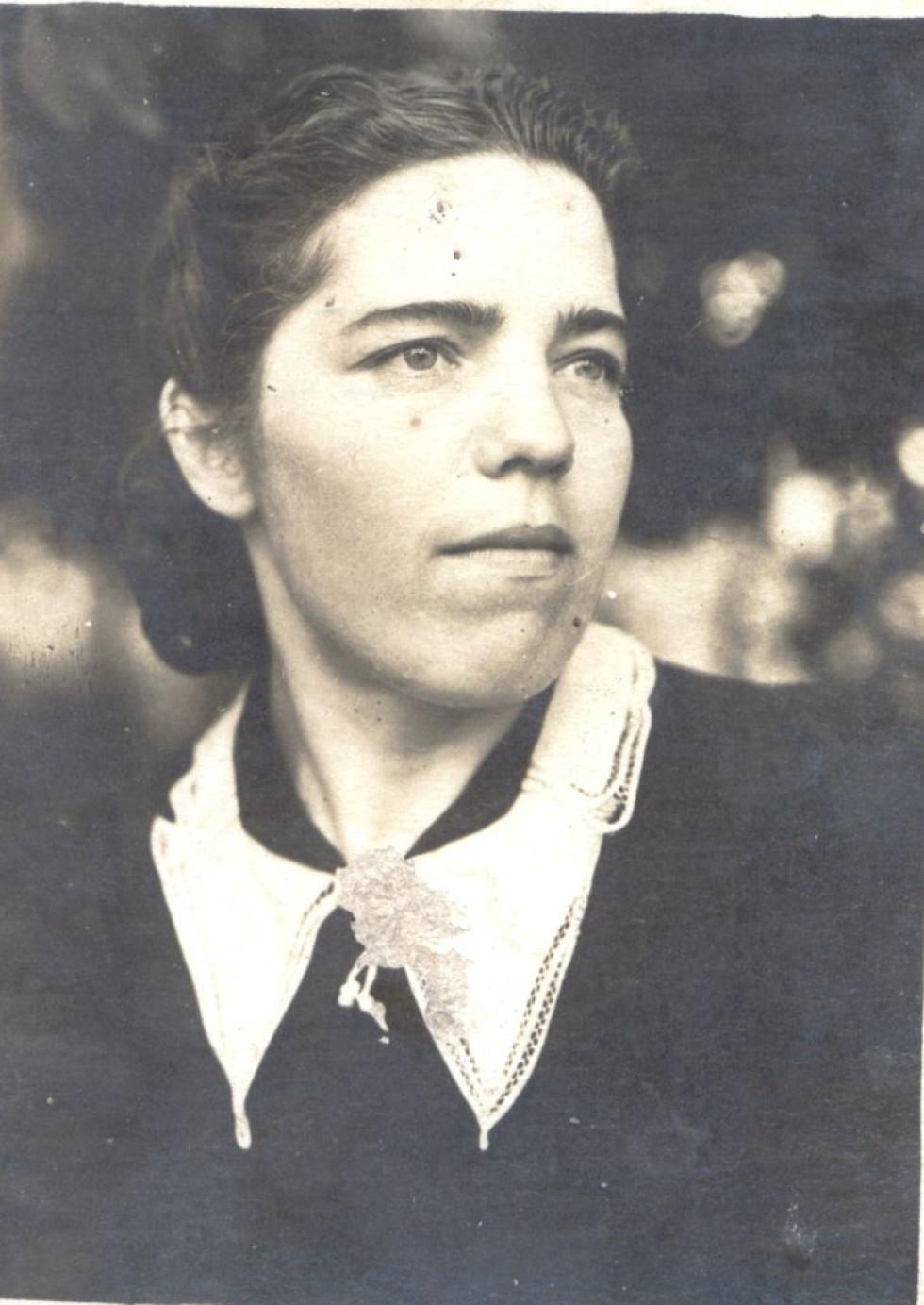 Євдокія Гнатюк(Кучинська)