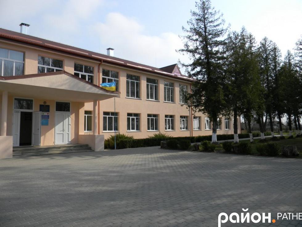 Забродівська школа