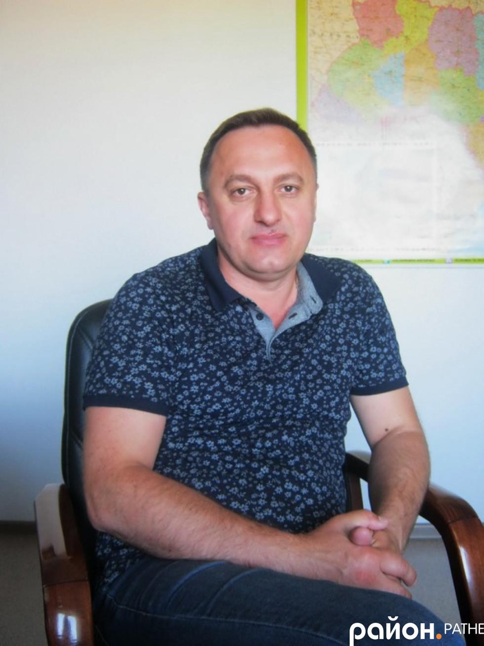 Валентин Чернецький